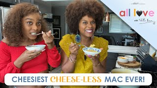 'All Love' with Tabitha Brown: Tabitha & Choyce Put a Vegan Twist on a Beloved Holiday Dish