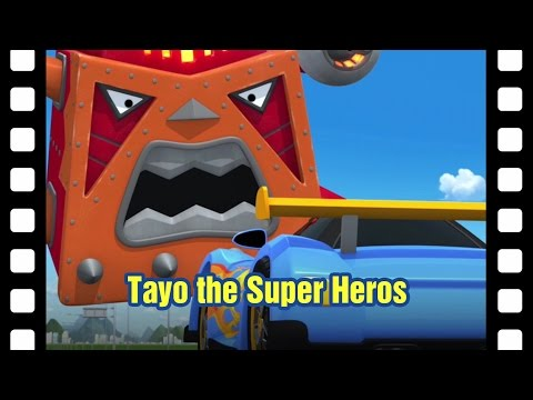 📽Tayo the Super Heroes! l Tayo's Little Theater #9 l Tayo the Little Bus