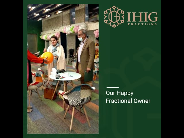 Our Fractional Owners!!!