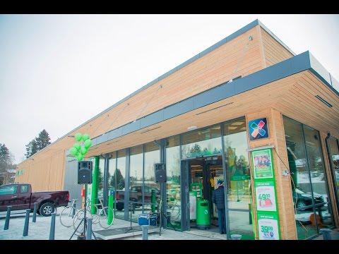Norges grønneste dagligvarebutikk!