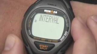 How-to Use the TIMEX® Ironman Heart Rate Monitor