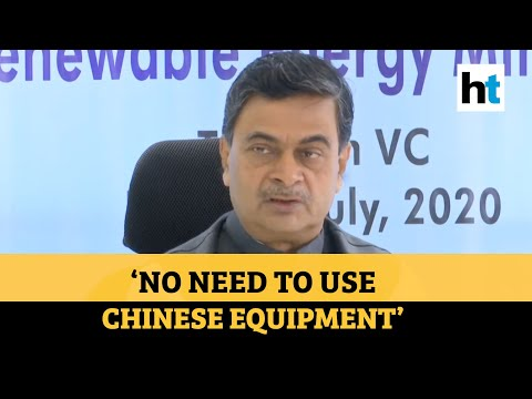 'Buy Indian': Power Minister RK Singh urges states to not use Chinese equipment
