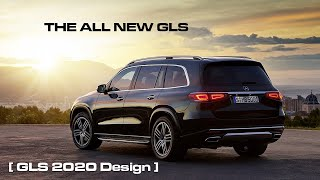 The All New Mercedes Benz GLS 2020 Exterior & Interior Design