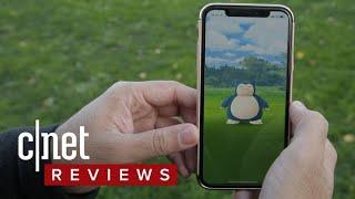 Pokemon Go's ARKit update