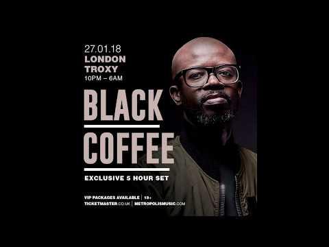 Black Coffee - Live at Troxy, London 2018