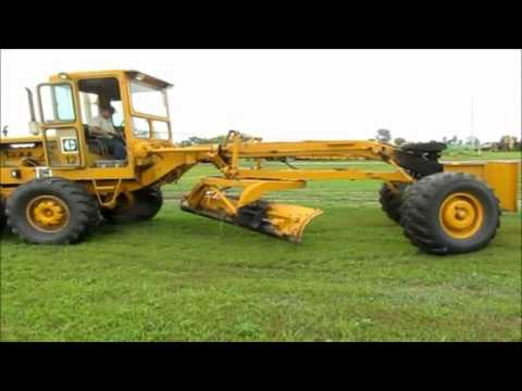 1959 Caterpillar 12 rigid frame motor grader for sale | sold at auction  August 27, 2015