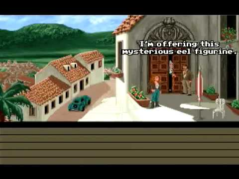 Let's Play Indiana Jones and the Fate of Atlantis 005: Heimsicle...  