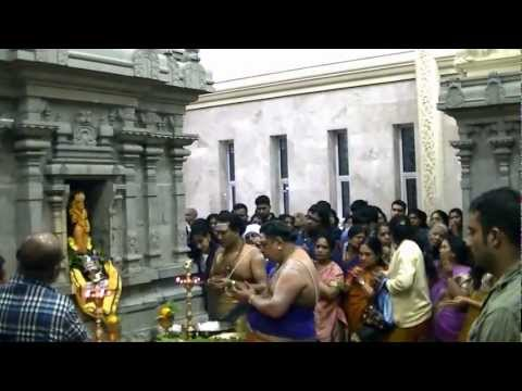Maha Shivaratri Festival At London Sivan Temple, Lewisham,UK, 09-03-2013