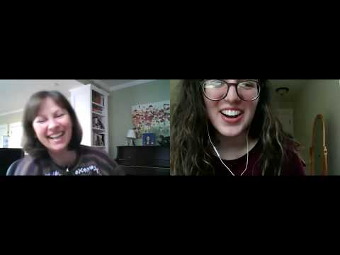 HTF Live(ish) with Rhonda Bondie on YouTube