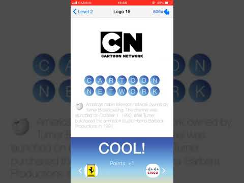 Logo Quiz Level 2 Answers ... IOS & Android Games