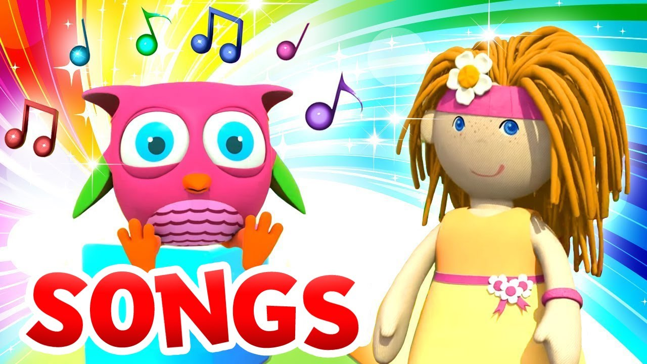 Baby songs full episodes! The Morning Routines song, the Clothes song for kids | @Hop Hop the Owl