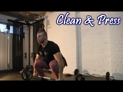 How To Do The Clean & Press Tutorial