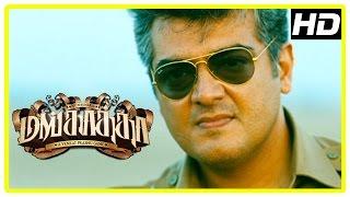 Ajith Mass Intro Scene | Mankatha Tamil Movie | Trisha | Arjun | Jayaprakash | Venkat Prabhu