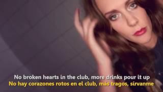 Bebe Rexha - No Broken Hearts ft. Nicki Minaj  (Sub Español +Traducida+ Lyrics + Official Video)