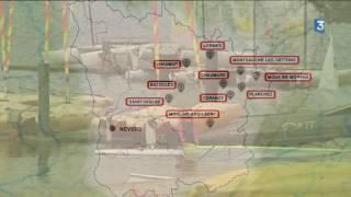 Nièvre : 13 campings cambriolés en une nuit dans le Morvan