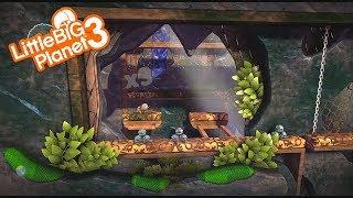 LittleBigPlanet 3 - Oddsock Valley (platformer)