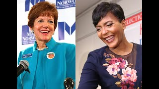Atlanta Mayoral Race - Late night, slow results