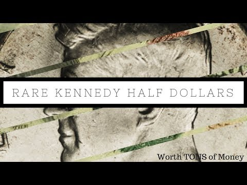 RARE FINDS, VARIETIES AND ERRORS In The Kennedy Half Dollar Coin