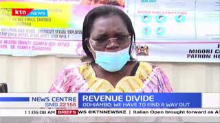 REVENUE DIVIDE: Pamela Odhiambo states they should utilize the equalization kitty