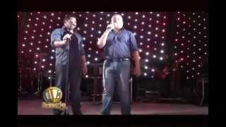 Cyro Robson e Zezo cantam em Areia Branca