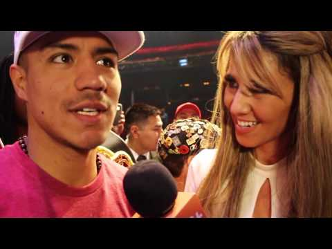 JESSIE VARGAS INTERVIEW BY LEILA CIANCAGLINI!