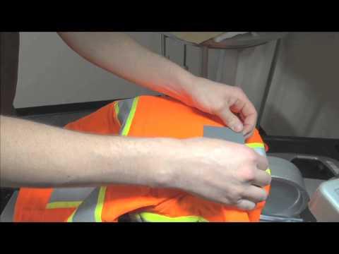 Zip Up Big Profits: Heat Printing a Reflective Vest