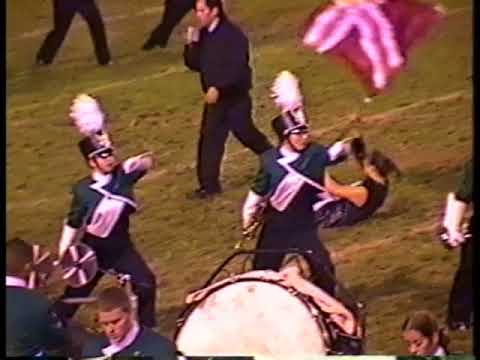 Patuxent High School Marching Band - 2004 Chapter 9 TOB Championships