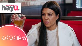 Is Kourtney Too Close To Kris' Boyfriend? | Season 12 | Keeping Up With The Kardashians
