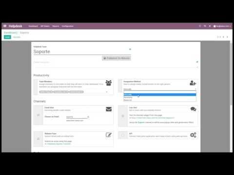 Logre Satisfacción del Cliente con Odoo Helpdesk