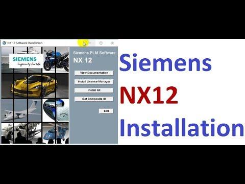 [Hướng dẫn] Cài đặt Siemens NX 12 - How to install NX 12