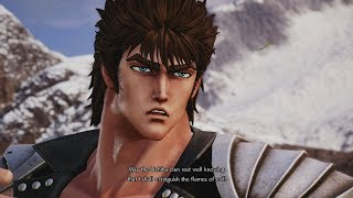 JUMP Force - Kenshiro (Fist of the North Star) Open Beta Gameplay 1080p 60 FPS
