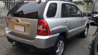 KIA SPORTAGE 2.0 LX 4X4 16V 4P 2009 - Carros usados e seminovos - GILSON VEÍCULOS - Curitiba-PR