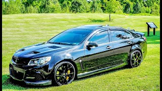 522kw 2015 Holden VF Commodore in the USA. Part 2. Car Reviews Unplugged