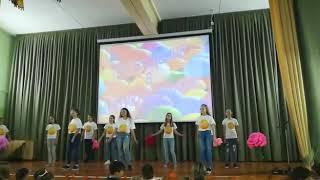 Танец в школе на новый год 5 класс