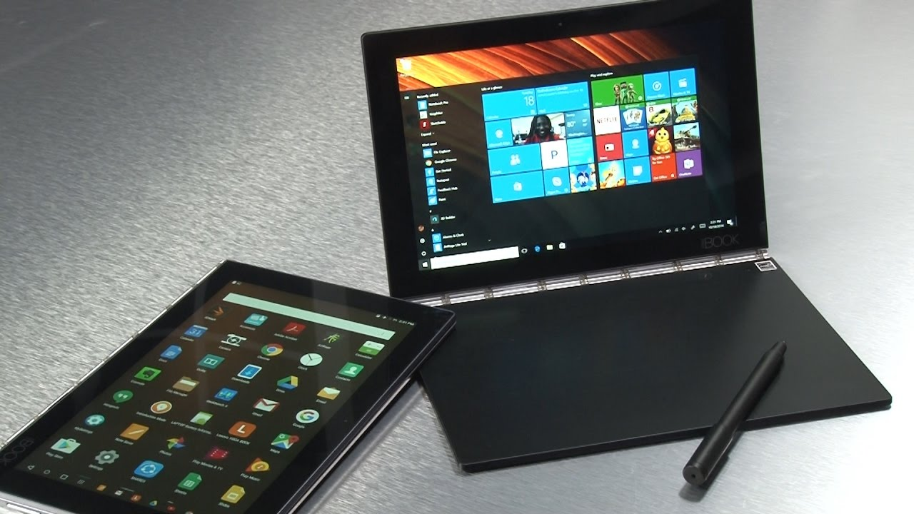 Lenovo Yoga Book (Windows) - Full Review and Benchmarks