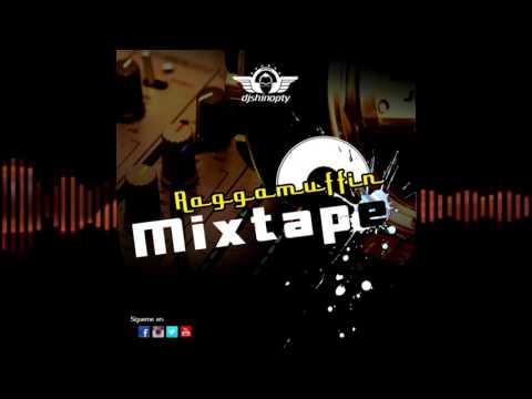 DJ Shino PTY - Raggamuffin Mixtape (Octubre 2015)