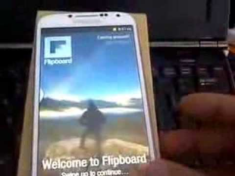 Samsung Galaxy S4 GT-I9500 Supercopy + Airgesture