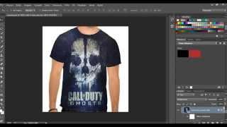 Tutorial Adobe Photoshop CC: Como criar uma estampa profissional