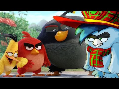 Mad Munchkin Reaction Theatre The Angry Birds Movie