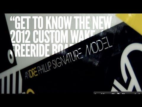 'Tech Minute'  2012 Custom  Andre Philip Signature Model