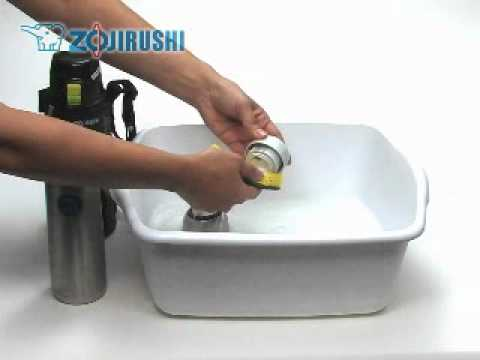 How to Use & Care for Your Zojirushi Vacuum Bottles