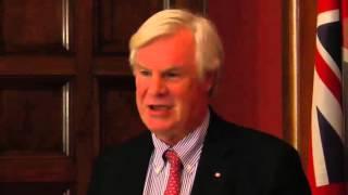 Ambassador Peter McGovern - Concluding Remarks