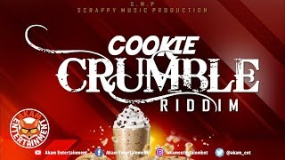 Dajah - Time A Get Hard [Cookie Crumble Riddim] February 2019