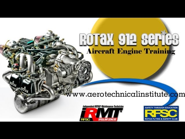 Aircraft Engine Maintenance – Rotax 914 Aircraft Engine Diagram