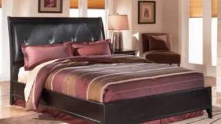 Naomi Platform Bedroom Set By Ashley Furniture