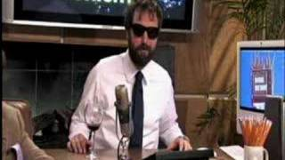 Me talking to tom green and andy milonakis
