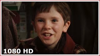 Чарли нашел золотой билет | Чарли и шоколадная фабрика (2005)