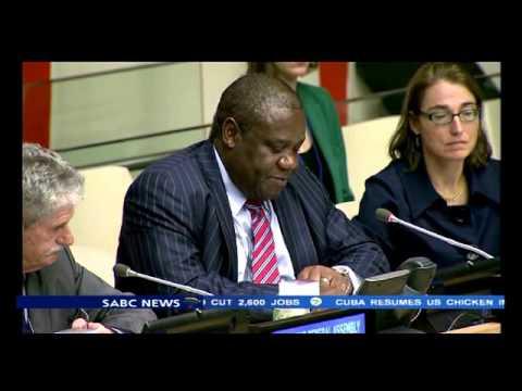 UN names its Standard Minimum Rules on prisoners after Mandela