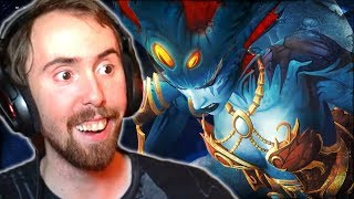 Asmongold Raids Azshara's Eternal Palace: BEST Moments & Ending Cinematic