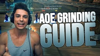 AOE Grinding GUIDE by XARYU!